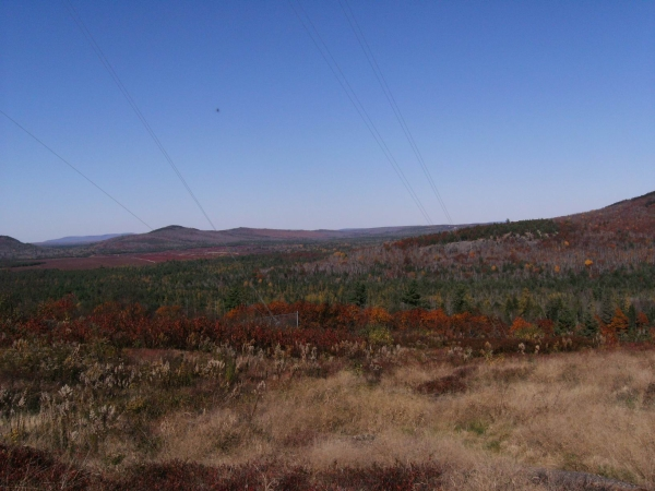 im Penobscot Country Maine